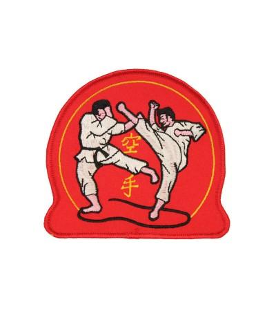 Parche Karate