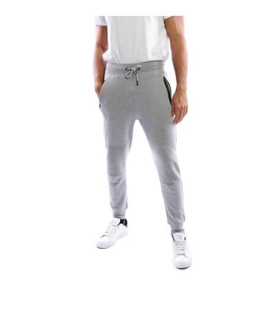 Pantalón chándal gris. Bushi Sport.