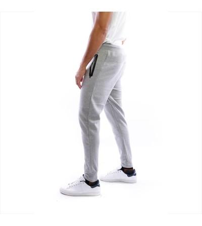 Pantalón de chándal gris. Bushi Sport