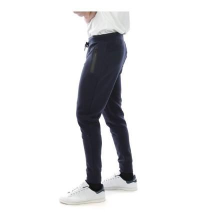 Pantalón chándal azul oscuro. Bushi Sport