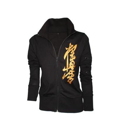 Chaqueta Kyokushin mujer. Bushi Sport