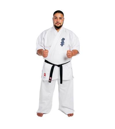 Kimono Kyokushinkai 100% algodón. Fuji Mae_Bushi Sport
