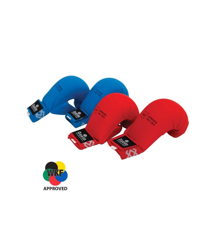 Guantillas karate homologadas WKF. Bushi Sport