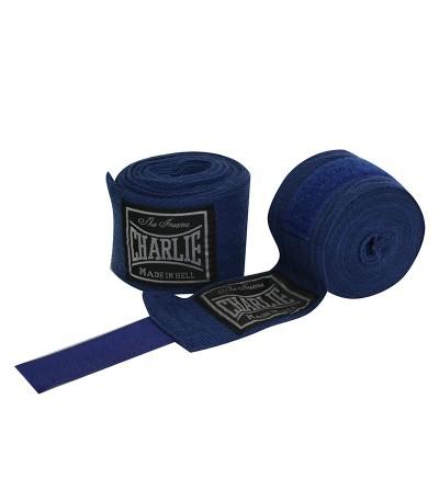 Vendas o cintas para boxeo de algodón. Bushi Sport