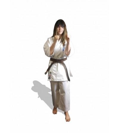 kimono Kyokushin. Karate  gi Kyokushinkai. Bushi Sport