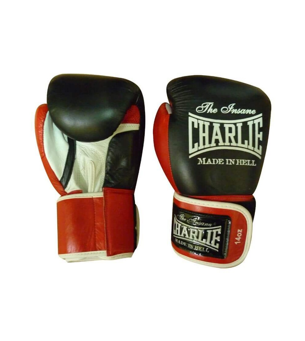 Guantes boxeo Air Cool. Bushi Sport